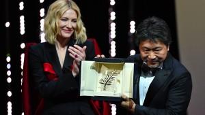 Goldene Palme für japanisches Familiendrama