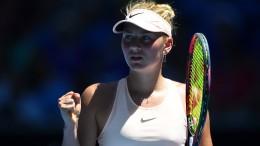 15-Jährige überrascht bei Australian Open