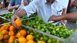 Kostenlose Früchte für L.A.