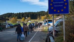 Bayern hält EU-Grenzkontrollen weiter für unabdingbar