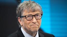 Bill Gates fordert Vorbereitung auf Impfstoff-Massenproduktion