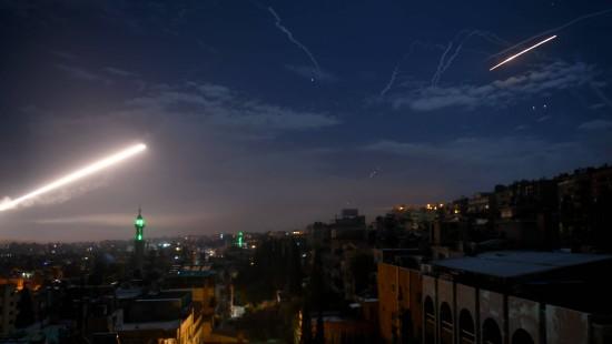 Aufnahmen sollen Angriff auf iranische Ziele zeigen