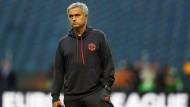 Manchester United will zurück zu alter Stärke
