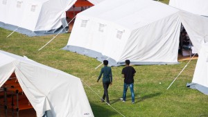 Gefangen im Asylrecht