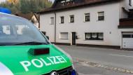 Der Fundort der Babyleichen: Ein Haus im oberfränkischen Wallenfels