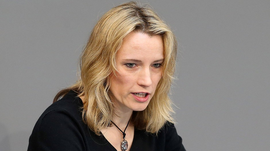 Verena Hartmann (Archivbild)