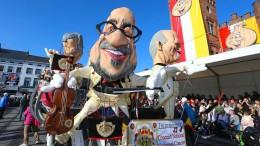 Karneval in Aalst verliert Status als Weltkulturerbe