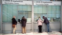 Die ersten Impfzentren sind geöffnet