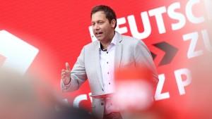 "SPD-Generalsekretär Klingbeil nach FDP-Beschluss: ""Jetzt zügig machen"""