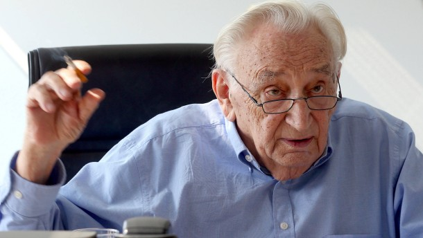SPD vermeldet abermals Tod von Egon Bahr