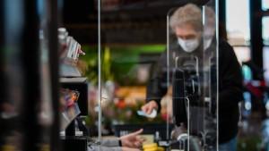 Österreich erlässt Maskenpflicht für Einkäufe