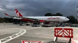 Air Berlin muss wieder Flüge streichen