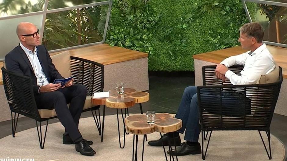Bernd Höcke im MDR-Sommerinterview