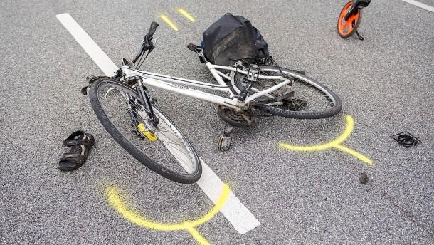 Warum es immer mehr Unfälle mit Radfahrern gibt