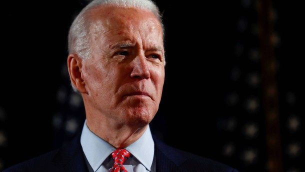 Immer Ärger mit Joe Biden