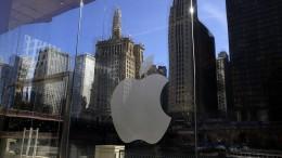 Apple droht Informanten mit Gefängnis
