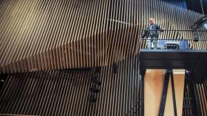Das größte Klavier der Welt