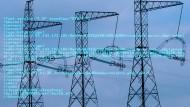 """Auch der stärkste Strom steht still, wenn """"Black Energy"""" es will."""