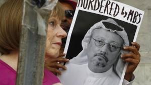 Tötung Khashoggis geschah mit Vorsatz