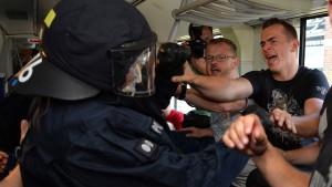 Polizeigewerkschaft beklagt mangelnden Respekt