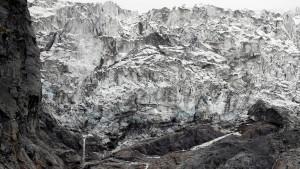 Gletscher-Kollaps am Mont Blanc befürchtet