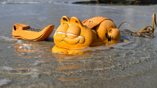 Geheimnis der Garfield-Telefone gelüftet