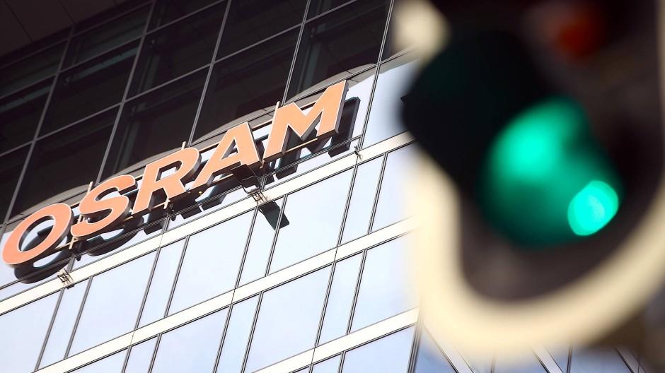 Für 3,6 Milliarden Euro: Die österreichische Firma ASM kaufte den Lampenhersteller Osram.
