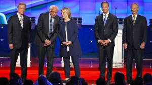 Hillary, Donald oder Mr. X