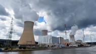 Hendricks bittet um Abschaltung von zwei Atomreaktoren