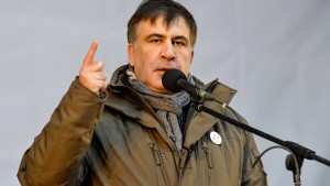 Saakaschwili aus der Ukraine abgeschoben