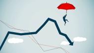 Punktlandungen birgen Risiken: Wohin wollen Sie mit Ihrem Vermögen?