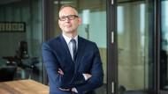Nils Stieglitz, der Präsident und Geschäftsführer der Frankfurt School of Finance and Management