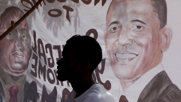 Obama auf großer Afrikareise