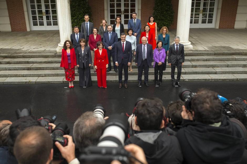 Spanische Regierung