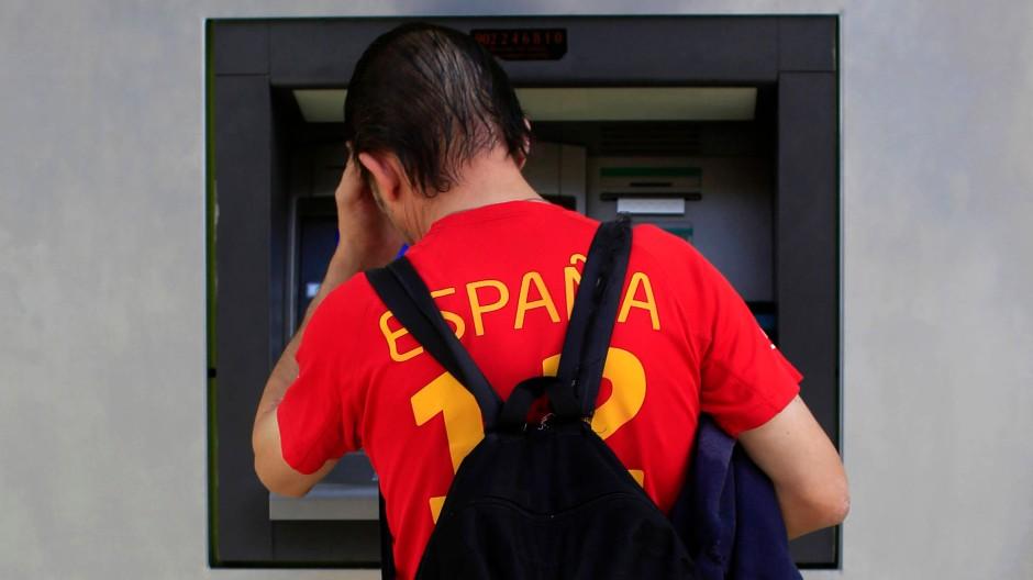 Spanien stützt seine Banken