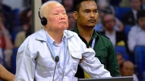 Khieu Samphan will von nichts gewusst haben