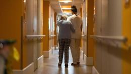 Virusfalle Pflegeheim