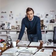 Philipp Keel, Jahrgang 1968, übernahm die Verlagsleitung von Diogenes 2012