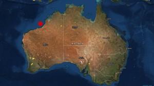 Erdbeben in Indonesien und vor Australien