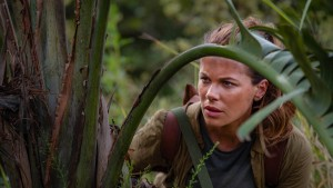 Die weiße Frau im Gefahrendschungel