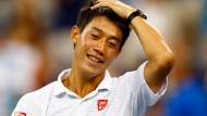 Der erste Japaner seit 1918 im Halbfinale