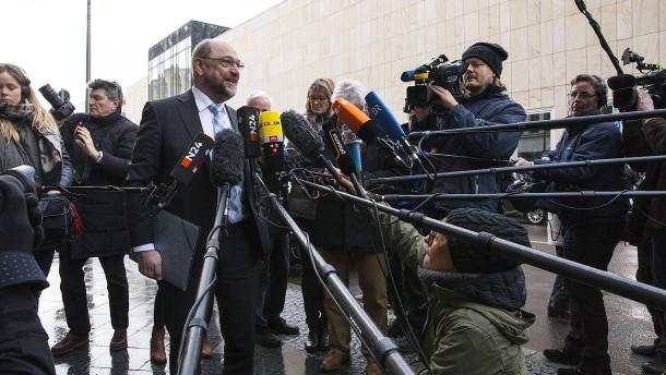 Die Angst vor dem Scheitern in Union und SPD
