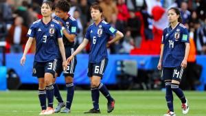 Vize-Weltmeister Japan enttäuscht komplett