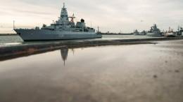 Deutschland schickt Fregatte für Libyenembargo-Einsatz ins Mittelmeer