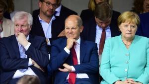 Die Koalition der Verzweifelten
