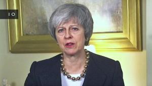 May wirbt in Neujahrsansprache für Brexit-Abkommen