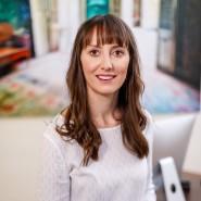 Sarah Hain ist Paartherapeutin in Frankfurt