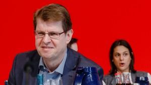 Stegner hört als SPD-Chef in Schleswig-Holstein auf