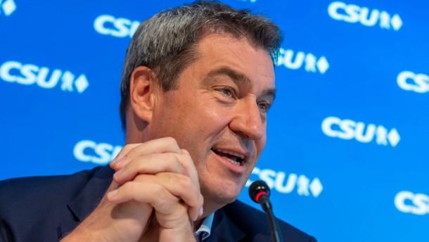 Regierung erteilt Söders Vorstoß zu Kohle eine Absage