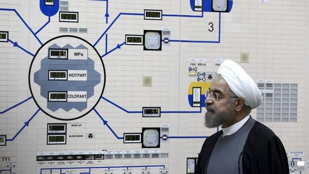 Iran erteilt EU Absage für Treffen zu Atomabkommen